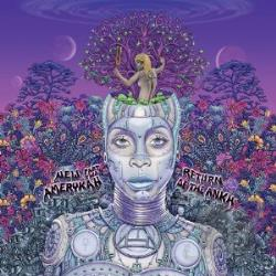 Badu, Erykah - New Amerykah, Pt. 2: Return of the Ankh CD Cover Art