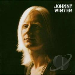 Winter, Johnny - Johnny Winter CD Cover Art