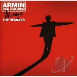 Van Buuren, Armin - Mirage-The Remixes CD Cover Art