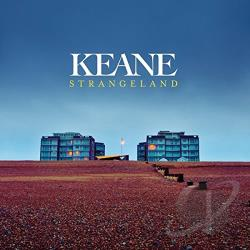 Keane - Strangeland CD Cover Art
