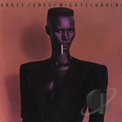 Jones, Grace - Nightclubbing CD Cover Art
