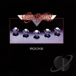 Aerosmith - Rocks CD Cover Art