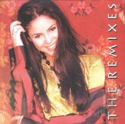 Shakira - Remixes CD Cover Art