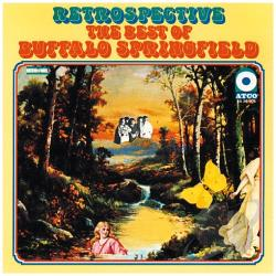 Buffalo Springfield - Retrospective: The Best of Buffalo Springfield CD Cover Art