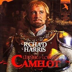 camelot soundtrack cd album