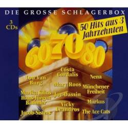 Die Grosse Schlagerbox CD Cover Art