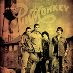 Pinmonkey - Pinmonkey CD Cover Art