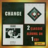 Change - Miracles/Change Of Heart CD Cover Art