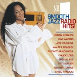 No. 1 Smooth Jazz Radio Hits CD Cover Art