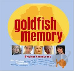 Goldfish Memory CD Cover Art
