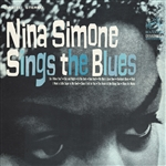 Simone, Nina - Nina Simone Sings the Blues CD Cover Art