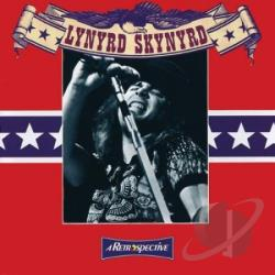 Lynard Skynyrd - Retrospective CD Cover Art