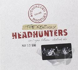 Kentucky Headhunters (Country) - Authorized Bootleg: Live - Agara Ballroom - Cleveland, Ohio May - 13 1990 CD Cover Art