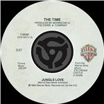 Time - Jungle Love / Oh, Baby [Digital 45] DB Cover Art