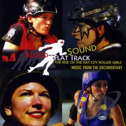 Blood On The Flat Track CD Cover Art