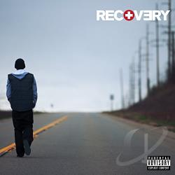Eminem - Recovery LP Cover Art