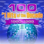 Graham BLVD - 100 #1 Hits of the Decade 1980-1989 DB Cover Art