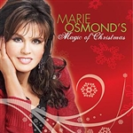 Osmond, Marie - Magic Of Christmas DB Cover Art