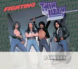 Thin Lizzy - Fighting CD Cover Art