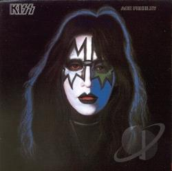 Frehley, Ace / Kiss - Ace Frehley CD Cover Art
