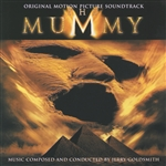 Goldsmith, Jerry - Mummy CD Cover Art