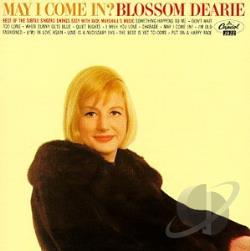 Dearie, Blossom - May I Come In? CD Cover Art