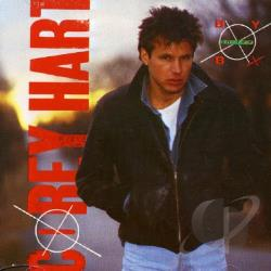 Hart, Corey - Boy in the Box CD Cover Art