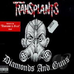 Transplants - Diamond & Guns DS Cover Art