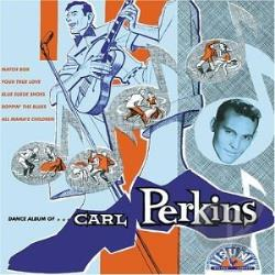 Perkins, Carl - Dance Album Of Carl Perkins CD Cover Art