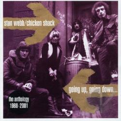 Webb, Stan - Going Up, Going Down...The Anthology 1968-2001 CD Cover Art