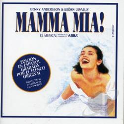 OST - Mamma Mia! CD Cover Art