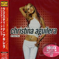 Aguilera, Christina - Remix Plus CD Cover Art