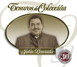 Preciado, Julio - Tesoros de Coleccion CD Cover Art