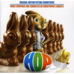 Hop CD Cover Art