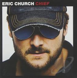 Church, Eric - Chief CD Cover Art