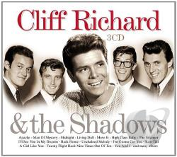 Richard, Cliff & The Shadows - Cliff Richard & the Shadows CD Cover Art