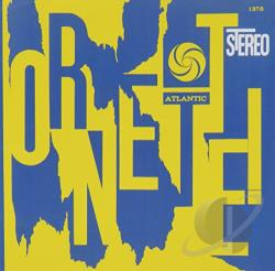 Coleman, Ornette - Ornette CD Cover Art