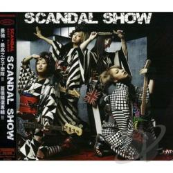 Scandal - Scandal Show CD Cover Art