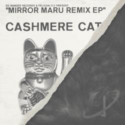 Cashmere, Cat - Mirror Maru LP Cover Art