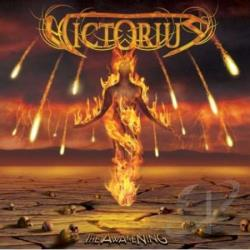 Victorious / Victorius - Awakening CD Cover Art