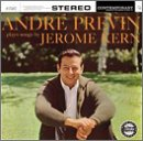 Previn, Andre - Andre Previn Plays Jerome Kern CD Cover Art