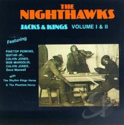 Nighthawks - Jacks & Kings CD Cover Art
