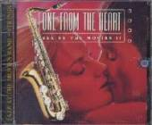 Jazz At The Movies Band - One From The Heart: Sax At The Movies II CD Cover Art