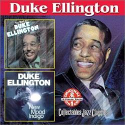 Ellington, Duke - Best of Duke Ellington/New Mood Indigo CD Cover Art