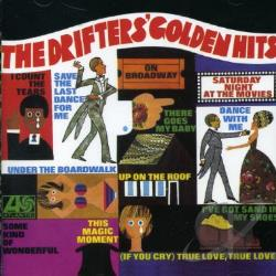 Drifters - Drifters' Golden Hits CD Cover Art