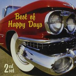 Best of Happy Days CD Cover Art