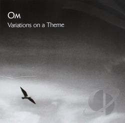Om - Variations on a Theme CD Cover Art