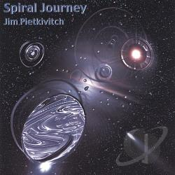 Pietkivitch, Jim - Spiral Journey CD Cover Art