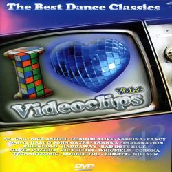 I Love Video Clips - I Love Video Clips Vol. 2 - I Love Video Clips DVD Cover Art