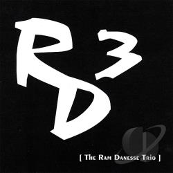 Danesse, Ram Trio - RD3 CD Cover Art